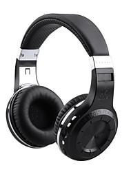 Bluedio H+ Bluetooth V4.1 Headphone w/ FM / Mic / TF - Black