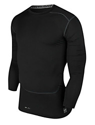Men's Running Tops Fitness / Racing / Leisure Sports / Running Wicking / Compression / Lightweight Materials Others Others Sports Wear