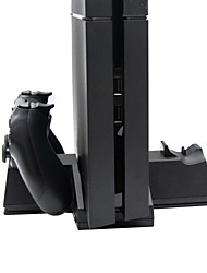 3 in 1 Multi Function Charger Dock Stand for PS4 Console