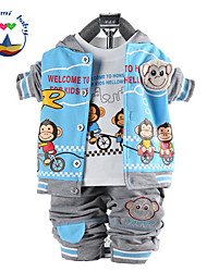 Kid's Suit Cotton Blend baby boys sets Cute Samgamibaby