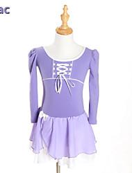 kids dance costumes Ballet Tutus & Skirts / Dresses Children's Performance / Training Chiffon