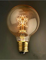 G80 pentagram Retro Decoration 40 W Bulb