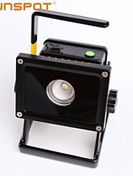 SUNSPOT ST15 3 Mode 500 Lumens Handheld Flashlights  / High Power LED Camping/Hiking/Working /