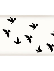 (10pcs)HC73-Bird New Design Fashion Temporary Tattoo Stickers Temporary Body Art Waterproof Tattoo Pattern