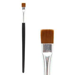 Professional Flat Definer Brush Eyes Makeup Brush