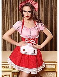 Costumes - Uniformes - Féminin - Halloween / Noël / Carnaval / Fête d'Octobre - Robe / Chapeau