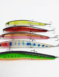 """1 pcs Angelköder kleiner Fisch Verschiedene Farben 16g g/5/8 Unze mm/5-9/16"""" Zoll,Kunststoff Spinnfischen"""