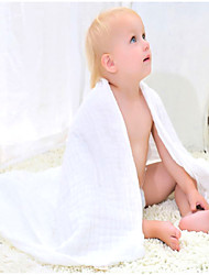 Serviette de bain - Solide - en 100% Coton - 90*110