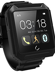 rocomo shockproof antipolvere impermeabile bt4.0 hd tocco smartwatch per iOS&telefoni Android