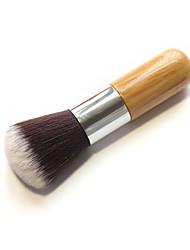 1pcs Blush Foundation brush Makeup Brush Soft Flat Hair Wonderful Brushes Beauty Tools