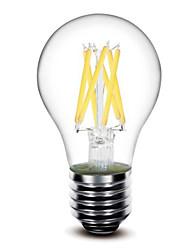 1 pz. Shenmeile e26 / e27 5 w 6 cob 500 lm caldo bianco g lampade ad incandescenza dimmable ac 220-240 / 110-130 v