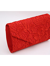 Women Event/Party Silk Clasp Lock Evening Bag
