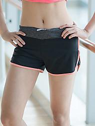 pantalones de los deportes de las mujeres breathablelightweight materiales / correr / fitness 7