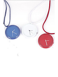 Wwoman Quartz Fashion Pocket Watch Cool Watches Unique Watches