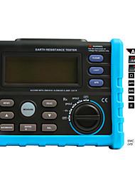 Bside-aer01- professional digital grounding resistance tester - grounding resistance meter