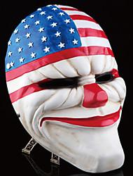 Halloween / Navidad / Carnaval - para Unisex - Disfraces de Temas de Películas y Televisión - Máscara - Máscara -