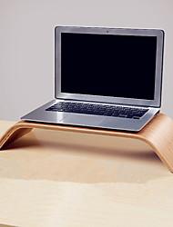 Samdi® Luxury Wood Stand Mount Holder Platform for All Kinds of Laptops-3