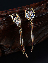 BANLALA Women's Fashion Luxury Diamond Earrings