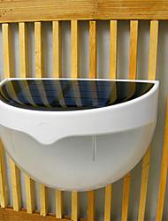 HRY® 6 LEDS Light-control Waterproof Outdoor Fence Garden Pathway Wall Lamp Lighting Solar Light