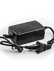 adaptador de alimentação dearroad 12v 2a ac / dc de segurança câmera de vigilância CCTV DVR