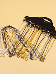 Antideslizante Aleación Gafas Cadena
