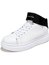 Men's Skateboarding Shoes Black / White