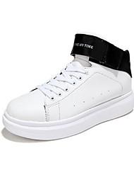 Men's Skateboarding Shoes Black / White