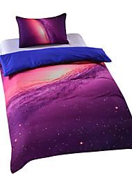 ropa de cama Galaxy funda nórdica 3d fijó doble reina rey completa