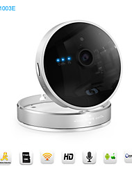 Snov® 720P Intelligent Cube IP Camera, Night Vision Surveillance Camera, Motion Detection, Wireless SV-P1003E