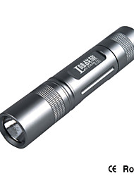 Taschenlampen Sets (Wiederaufladbar / Kompakte Größe / Größe S / Taschen) - LED 5 Modus 200 Lumen 18650 / Lithium-Batterie Cree R2