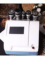 Radio vuoto rf frequenza di sollevamento unoisetion cavitazione dimagrante macchina fotone dispositivo di ringiovanimento della pelle del