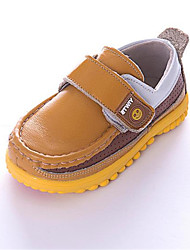 Baby Shoes Casual Leather Loafers Blue / Yellow / Red