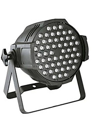 2 Channel LED Par 54 3W lamp beads purple DMX512 control voice self-propelled mode Wide voltage