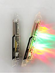 Automotive Solar Warning Light Solar LED Warning Lamp Anti-Theft Anti-Collision Warning Lamp 1PCS