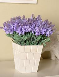 Fleur Artificielle ( Lilas / Violet , Plastique ) Jardin / Fleuri / Papillon