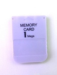1MB Memory Card for PS1/PS2