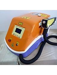 machines laser de détatouage ND YAG sourcils de tatouage propre pigment dispositif détachant de soins de la peau avec le commutateur de q