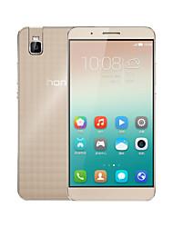 "Huawei HuaWei honor 7i 5.2 "" Android 5.1 Smartphone 4G (Dual SIM Octa Core 13 MP 3GB + 32 GB Oro / Blanco)"