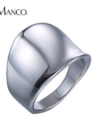 CLASSIC round rings fashion women's ring
