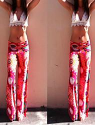 DONNE - Pantaloni - Informale A vita medio-alta - Smanicato Cotone / Poliestere