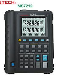 Многофункциональный калибратор / коррекция напряжения и частоты тока сопротивление температуры Mastech ms7212-