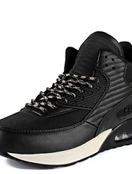 Men's Basketball Shoes Black / Blue / Orange
