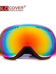 VOLOCOVER  Double Layer Lens Anti Fog Anti Ultraviolet Ski Goggles