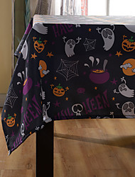 Halloween Printed Table Cloth