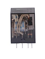 ЛЕФ промежуточного lm4c реле (lm4c - л со светодиодными огнями) автоматизация DC5V-110v оборудование и оборудование для распределения