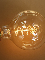 40w e27 style rétro industrie ampoule incandescente transparente