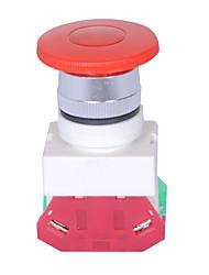 guangke гриб головой ручку замка переключатель 220В 5А используются в автоматизации оборудования, распределение силовой шкаф