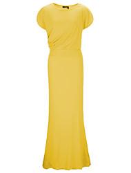 Women's Sexy Vintage Evening Maxi Dress