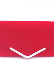 Women Polyester Event/Party / Outdoor Evening Bag Blue / Red / Black