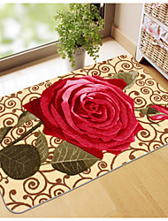 Modern Non-slip Floor Mat for Kitchen Doormat Carpet Color D
